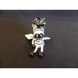 Fridge magnet zebra