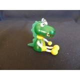 keyring crocodile